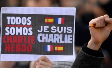 Líderes mundiales y cientos de miles de franceses marchan contra el terrorismo en París