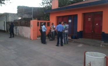Un detenido en operativo antidroga en pleno centro de Federal