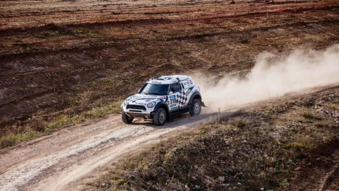 El recorrido del Rally Dakar 2016