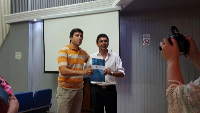 Asumió Santiago Krenz la Departamental de Escuelas