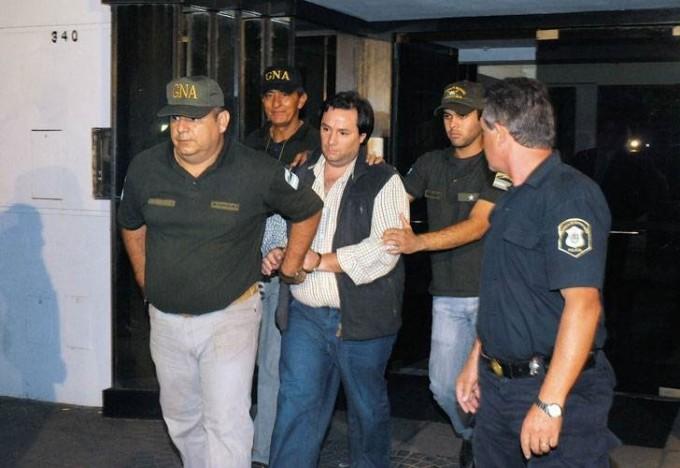Fue capturado el prófugo Martín Lanatta