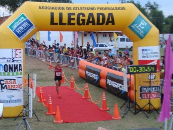 Martín Mendez exploto en la Maratón del Chamamé 2016
