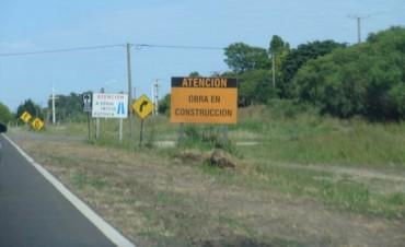 Acceso Norte a Paraná, una Obra tan necesaria y no terminada aún