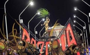 Comenzó el carnaval del País en Gualeguaychú
