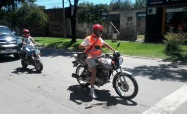 Todo lo que hay que saber para circular en una moto