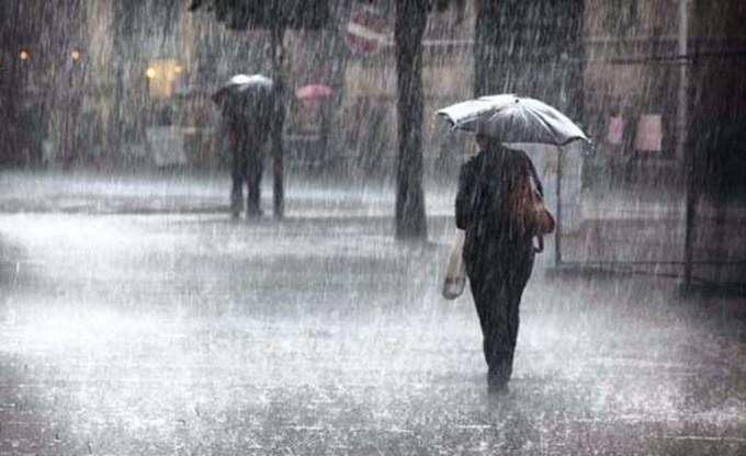 Pronostican lluvias de hasta 100 milímetros para el fin de semana