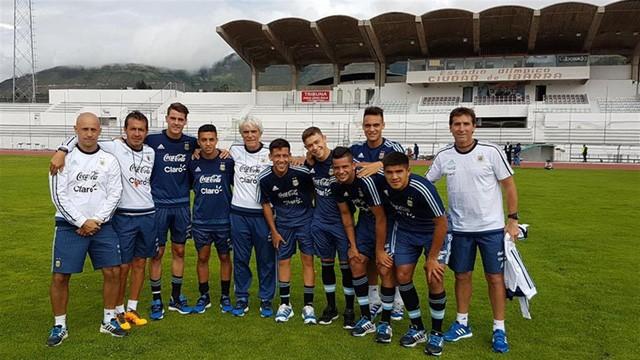 Arranca el Sudamericano Sub 20 y repasamos el grupo de Argentina