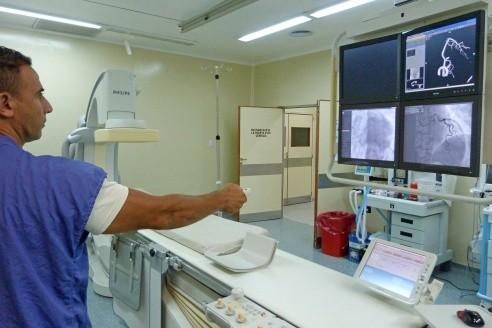 El hospital San Martín es uno de los siete efectores públicos del país que trata aneurismas cerebrales
