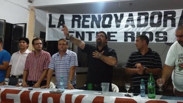 Senador ex Cambiemos se sumó al massismo