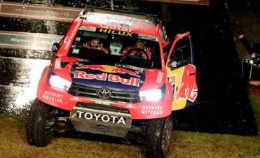 Rally Dakar: El qatarí Al-Attiyah ganó la primera etapa en autos
