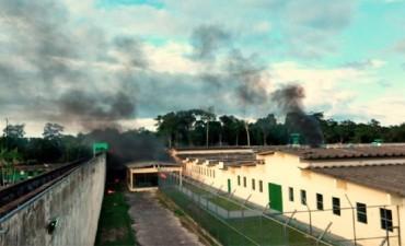 Sangriento motín en Brasil: Al menos 60 muertos en la prisión de Manaos