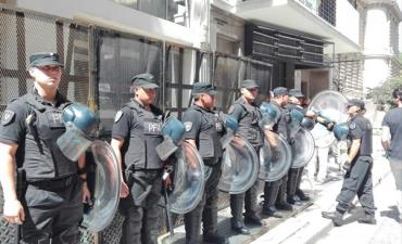 Despidos en Educación: hubo una protesta y ATE denuncia