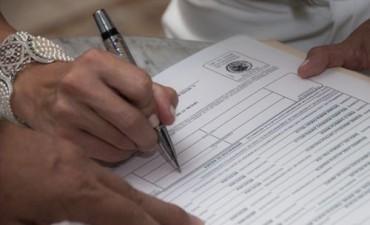 El Registro Civil atenderá durante todo el receso