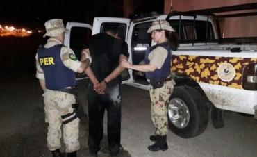 Cayó un suboficial de la Policía por abigeato en Colonia Federal