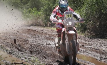 Rally Dakar: Joan Barreda arrasó y es el nuevo líder en motos