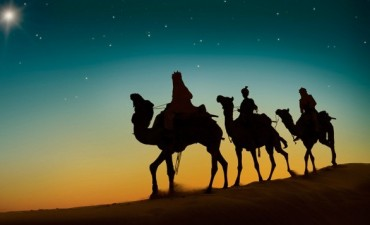 Esta medianoche llegan los Reyes Magos