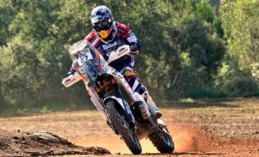 Dakar: El austríaco Walkner ganó la cuarta etapa en motos y abandonó el campeón