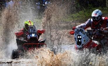 Rally Dakar 2017: mala jornada para los argentinos en cuadriciclos
