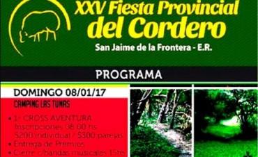 Federal participara del 1er Cross Aventura en San Jaime de la Frontera