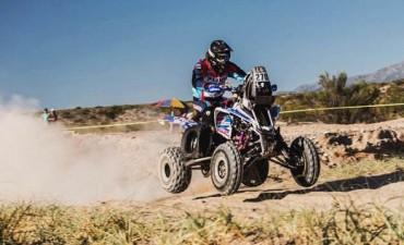 Rally Dakar: Gran actuación de Gustavo Gallego en Cuatriciclos