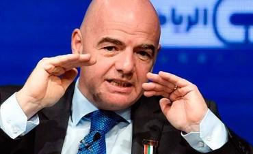La FIFA propone un Mundial con 48 equipos y sin empate