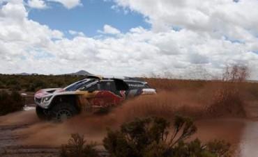 Rally Dakar: Peterhansel se quedó con la Séptima Etapa y continúa como líder