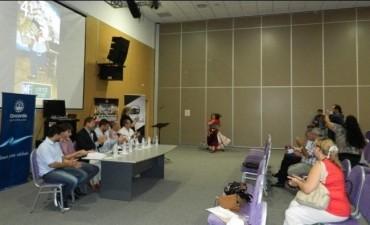 LANZAMIENTO OFICIAL DEL 42º FESTIVAL NACIONAL DEL CHÁMAME EN LA COSTA DEL URUGUAY