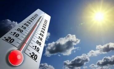 Superó los 40 grados la sensación térmica en Federal