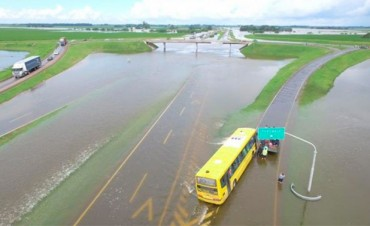 Inundaciones, el mayor desastre natural que amenaza a la Argentina