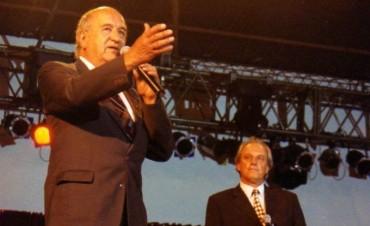 Se confirmo quien sera el reemplazante de Mario Alarcon Muñiz en la conducción del Festival Nacional del Chamame