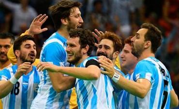 Los Gladiadores consiguieron su primera victoria en el Mundial de Francia