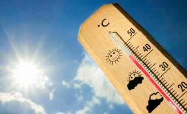 Llega un frente frío que provocará un leve descenso de la temperatura