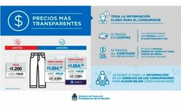 Entre Ríos se suma a la política de precios transparentes