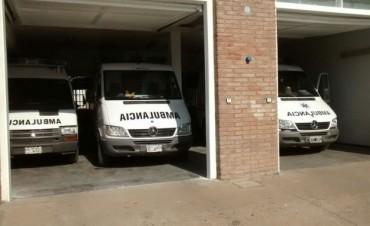 Desde el sábado el Hospital ya cuenta con una ambulancia mas en funcionamiento