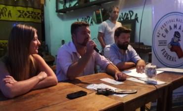 EL FESTIVAL NACIONAL DEL CHAMAMÉ FUE PRESENTADO EN ROSARIO