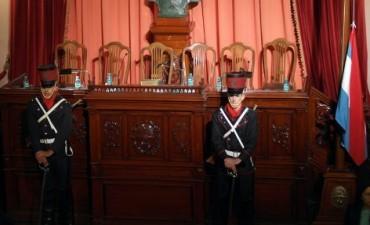 Las Preparatorias abren el año legislativo en Entre Ríos