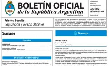 Oficializaron la modificación de la Ley de Migraciones: Los puntos principales