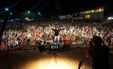 -Fiesta del Pan Casero en Sauce de Luna  -Treinta mil personas le dieron  marco a un gran espectáculo