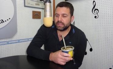 """Gerardo Chapino: """"Los candidatos tienen que ser gente nueva, que no esté en lo político"""""""