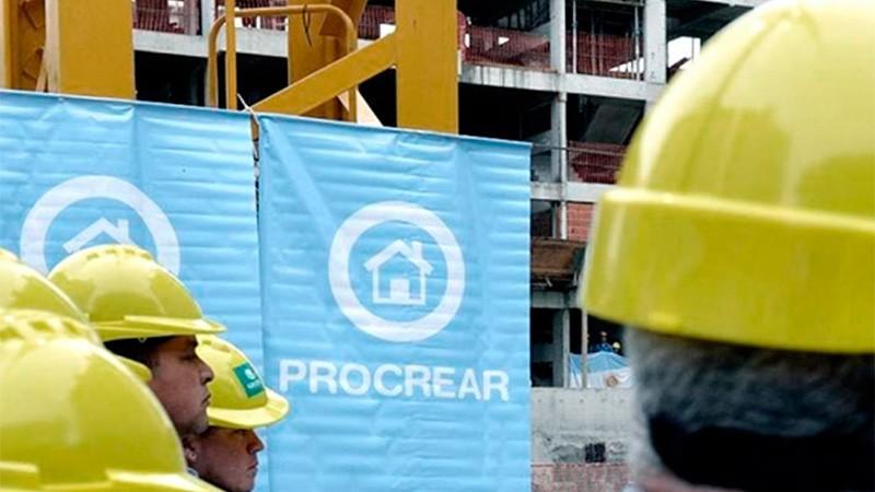 Procrear lanzó una línea de construcción a través de desarrollos inmobiliarios