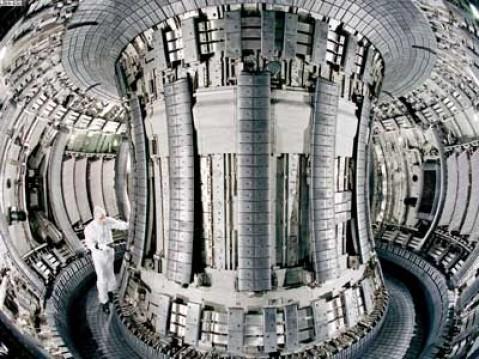 Energía por fusión nuclear