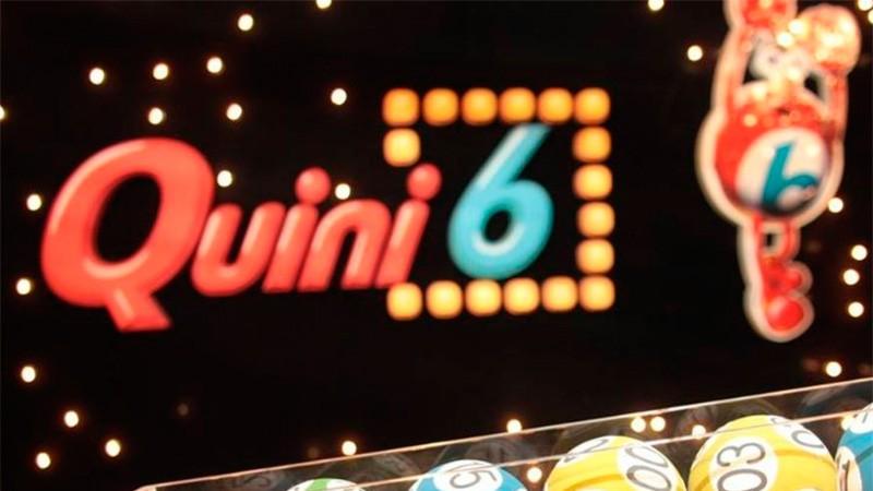 El Quini 6 quedó vacante y sorteará un pozo de $205 millones el domingo