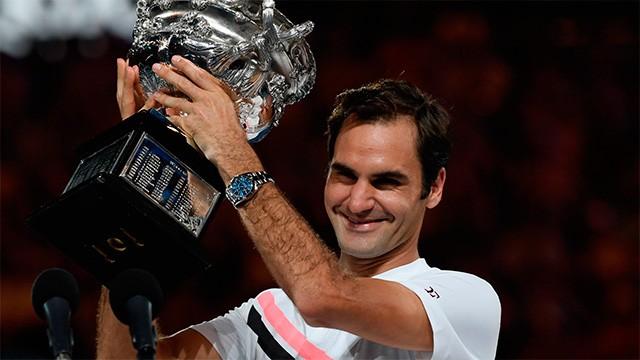 Histórico: Federer ganó en Australia su 20º título del Grand Slam
