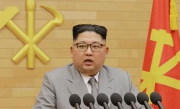 Kim Jong-un amenazó a EEUU: dijo que tiene el