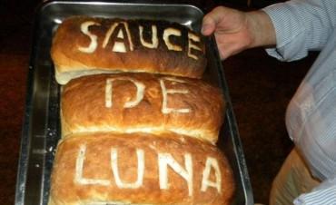 Obras y Fiesta del Pan Casero en Sauce de Luna