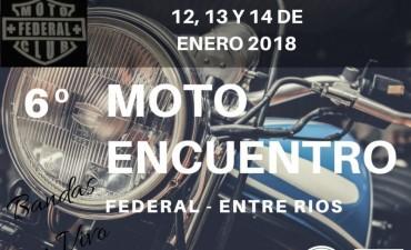 6 Moto-encuentro en Federal