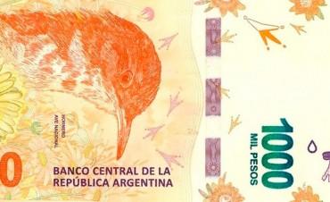 Circulan más billetes de $ 1.000: Vea las principales medidas de seguridad