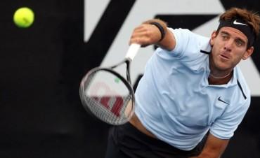 Del Potro dio pelea frente a Bautista Agut pero no pudo en la final de Auckland