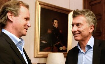El gobernador Bordet acompañará a Macri en su viaje a Suiza