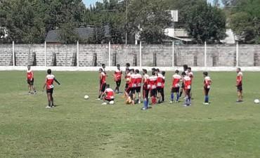 Se intensifica la preparación del Club Talleres para disputar  el Torneo Argentino C